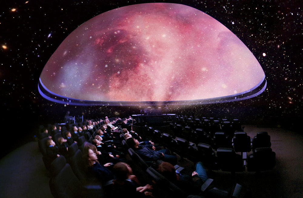 The Royal Observatory at Greenwich - Planetarium show