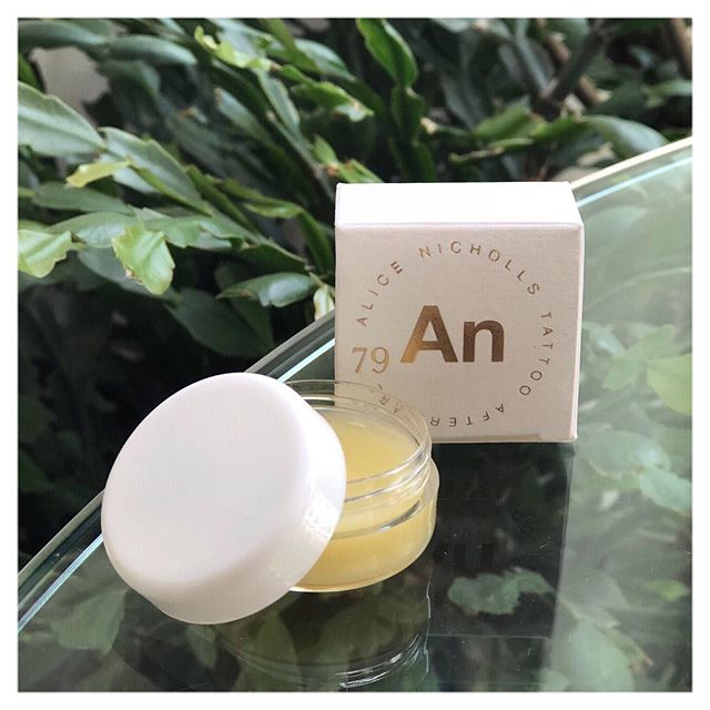 Something a little different today! 💁‍♀️ @an79balm's #tattooaftercare is #vegan and #natural, and designed to soothe the skin after #tattooing and #permanentmakeup procedures 💋