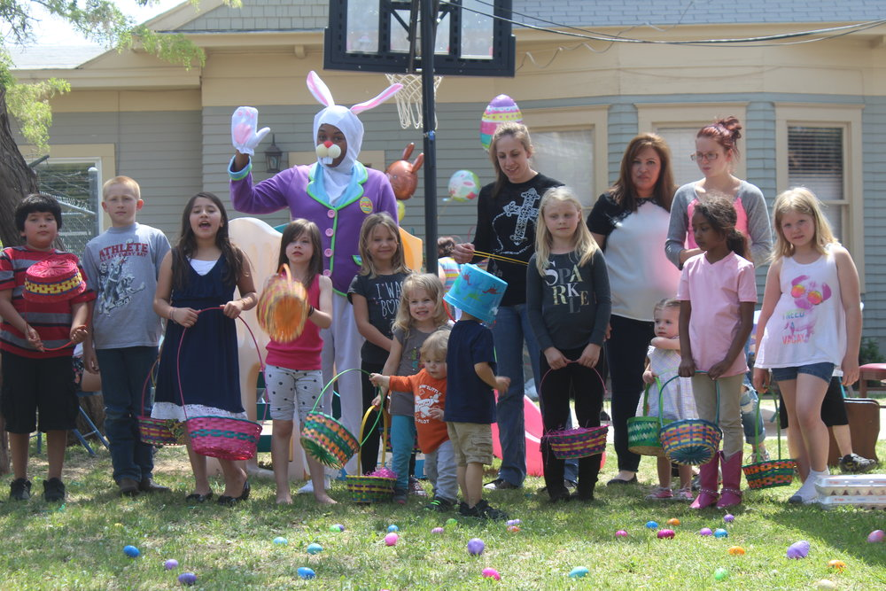 Easter Egg Hunt @ Family Promise