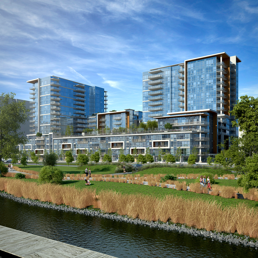 { ARDEN } Mission Bay by Bosa Development