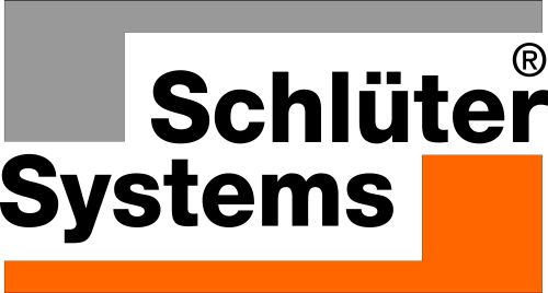 Schlüter Systems develops products specifically for the tile industry to ensure that installations maintain integrity and durability. The Schluter product line includes tile trims, uncoupling membranes, floor heating systems, waterproof building panels, and shower systems