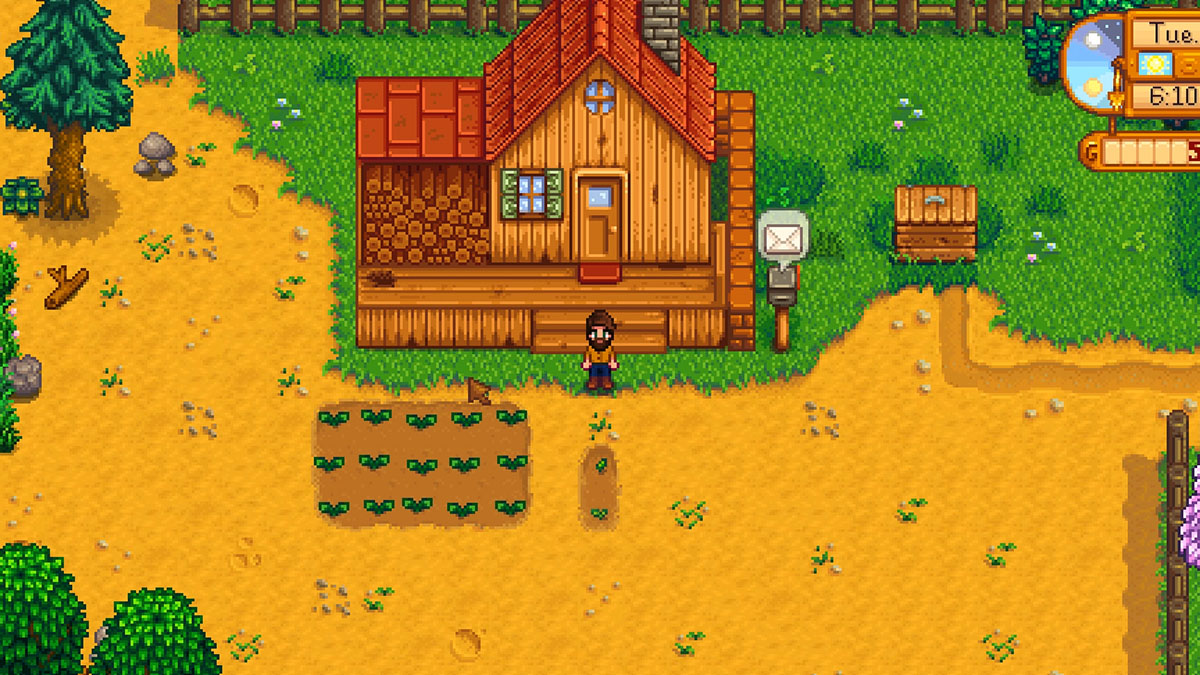Stardew Valley - Episode 2 — Eric Schneider