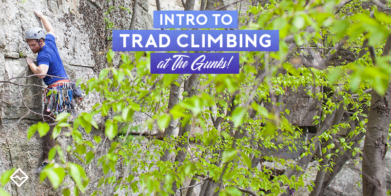 Intro to Trad at The Gunks