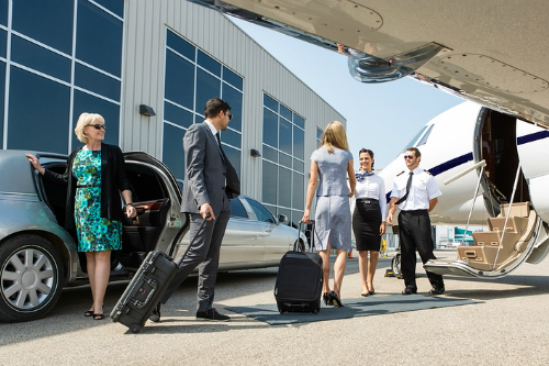 Valley Air Service Private Jet Charters Chicago Area DuPage Airport Chica
