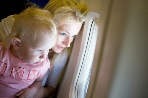 Safe aircraft charter Chicago for families