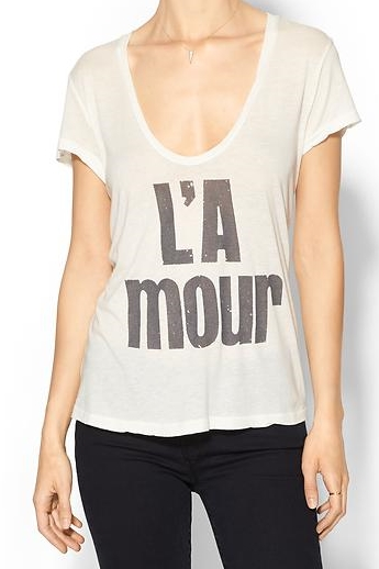 Sol Angeles L'Amour Tee