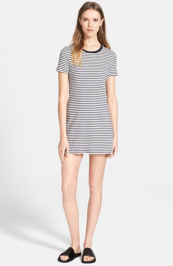 Theory Cherry T-Shirt Dress