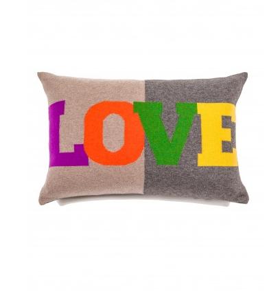 Rani Arabella Cashmere Love Pillow