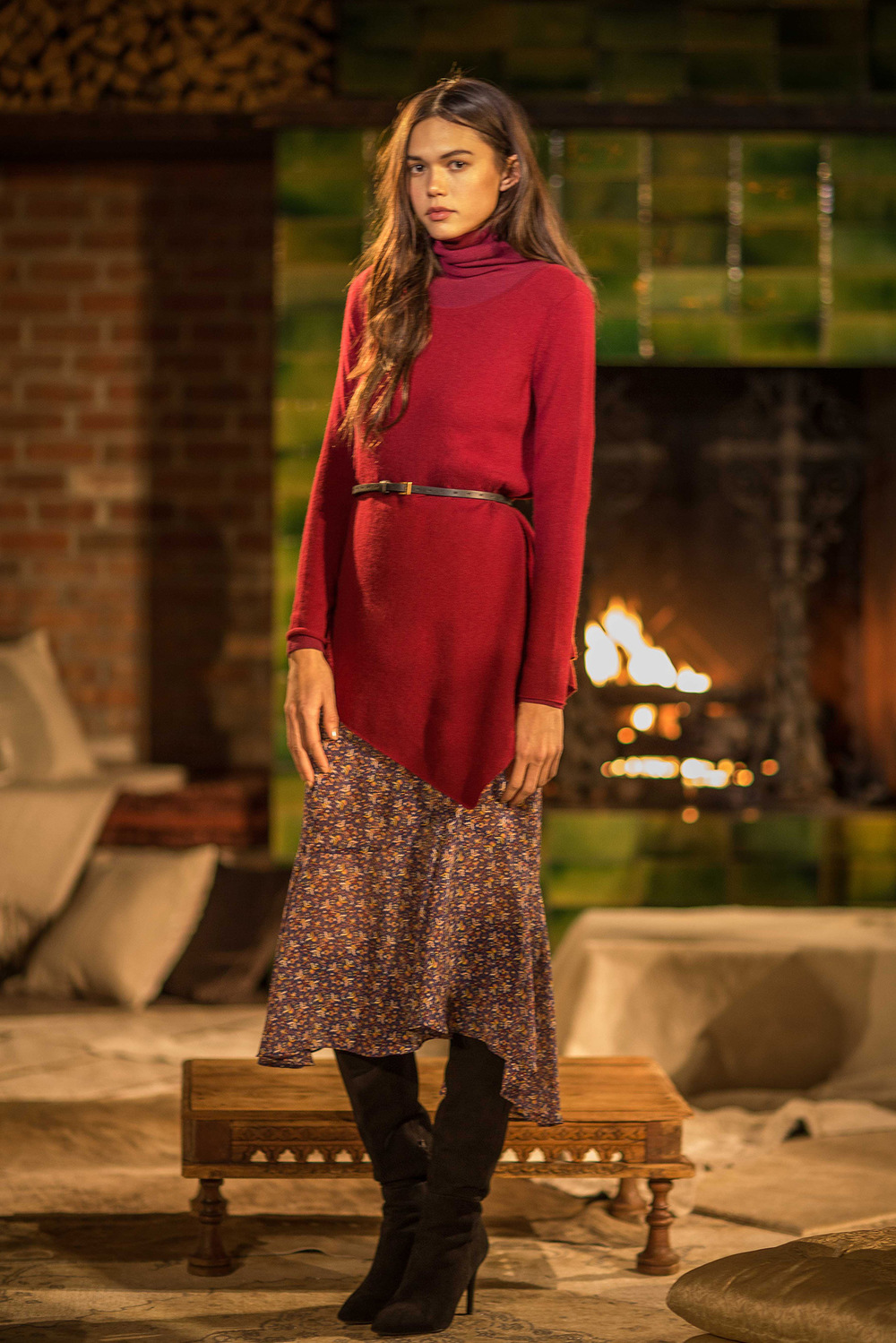 Joie Berry Sweater Fall 2015