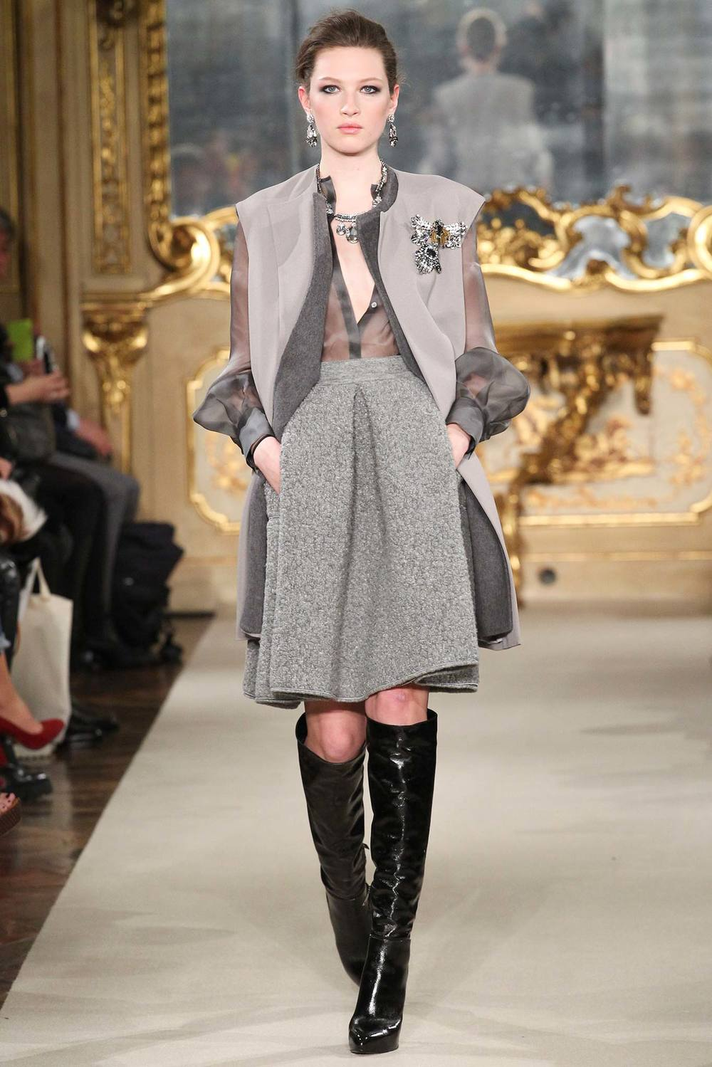 Les Copains Skirt Fall 2015