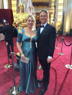 Cheryl Strayed Wearing Ashlyn'd Clutch