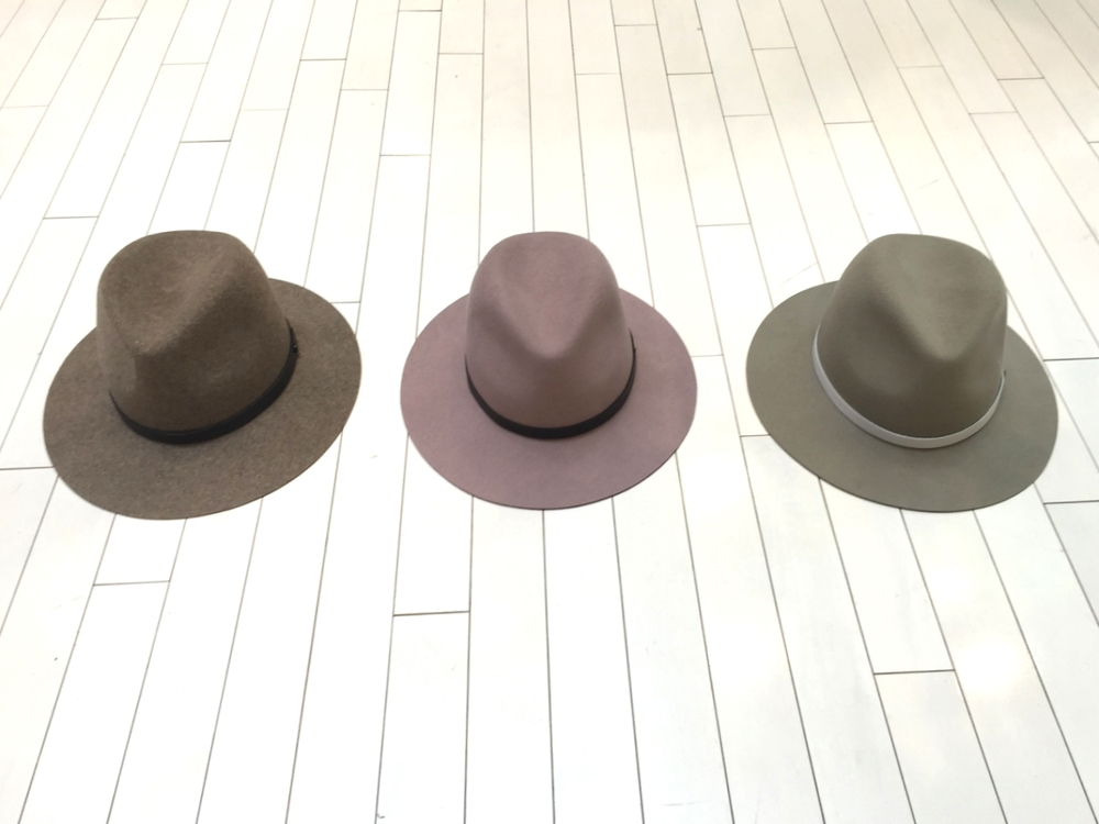 Rag & Bone Floppy Brim Fedora at Mercantile