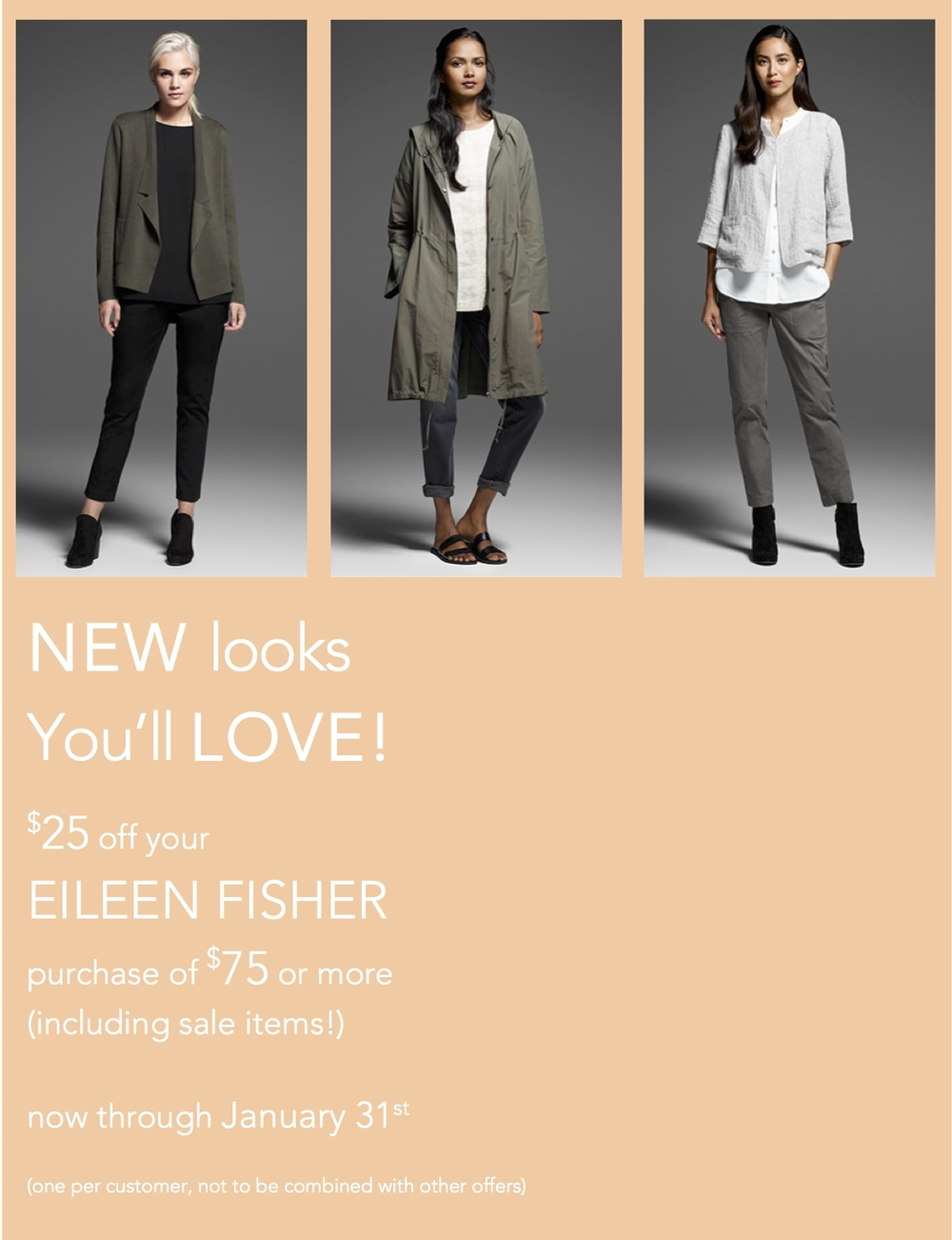 Eileen Fisher January Event 2016
