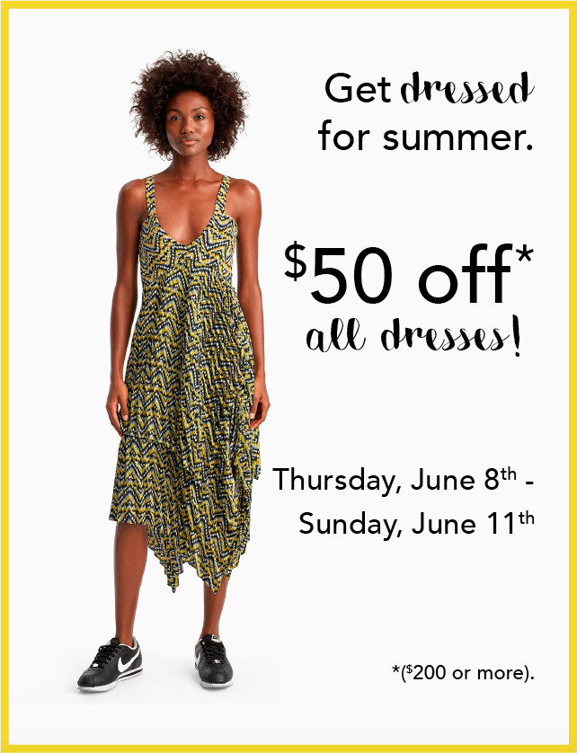 Summer Dress Event