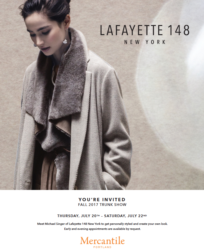 Lafayette Print Ad
