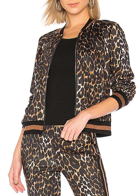 Pam & Gela Leopard Tracksuit