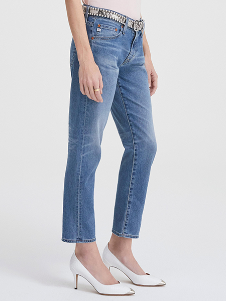 Boyfriend - Relaxed and chic.AG Jeans Ex-Boyfriend Slim, $225