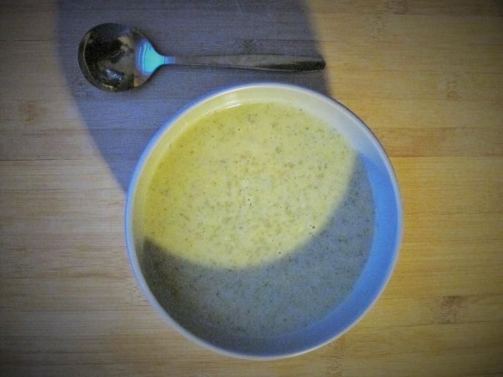 Simple Cream of Celery Soup