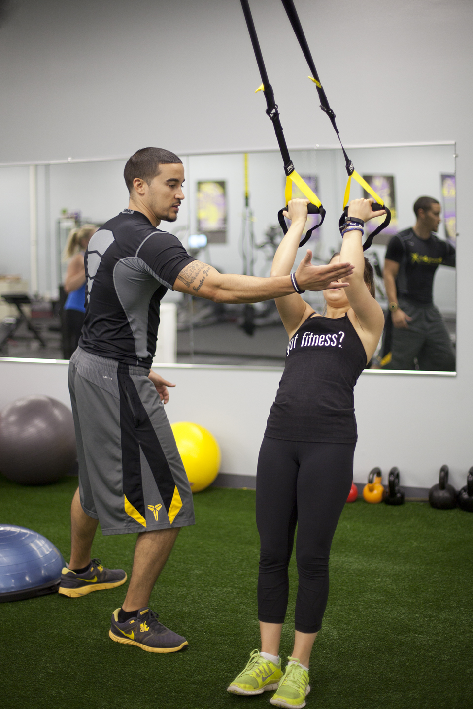 TRX instruction