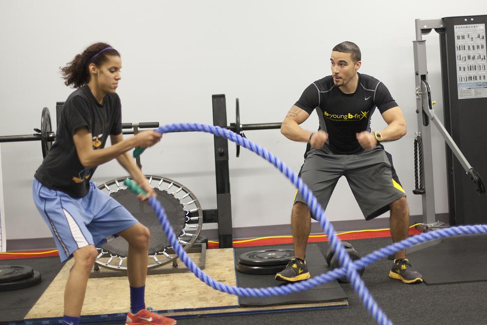 Battle Ropes
