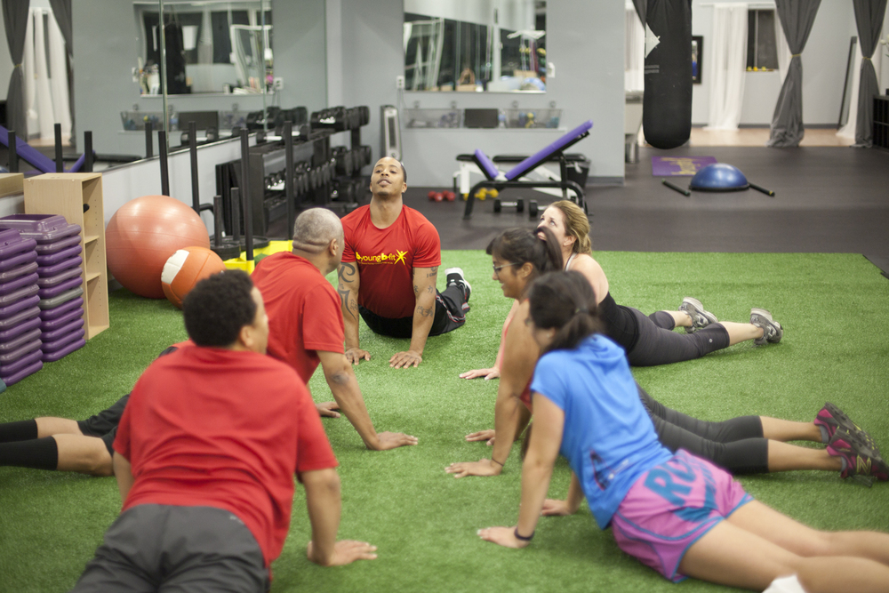 Flexibility & Mobility training