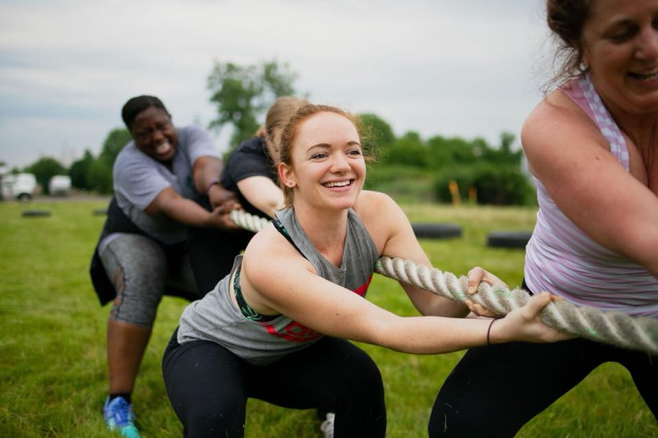 Fun Fitness is our specialty!