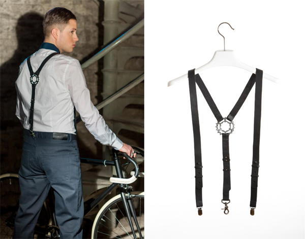 Bicycle Braces
