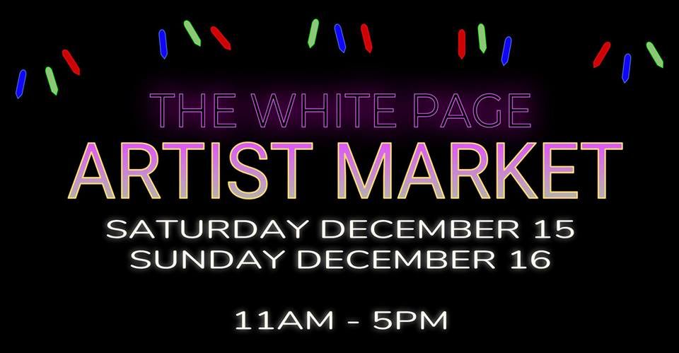 - The White Page Artist Market