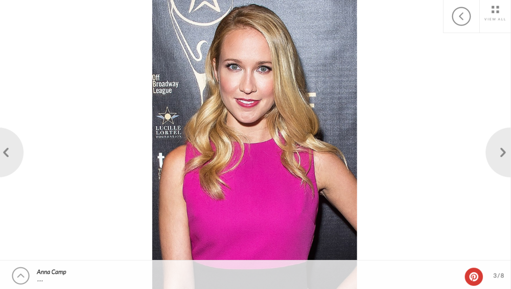 BYRDIE BEAUTY - ANNA CAMP