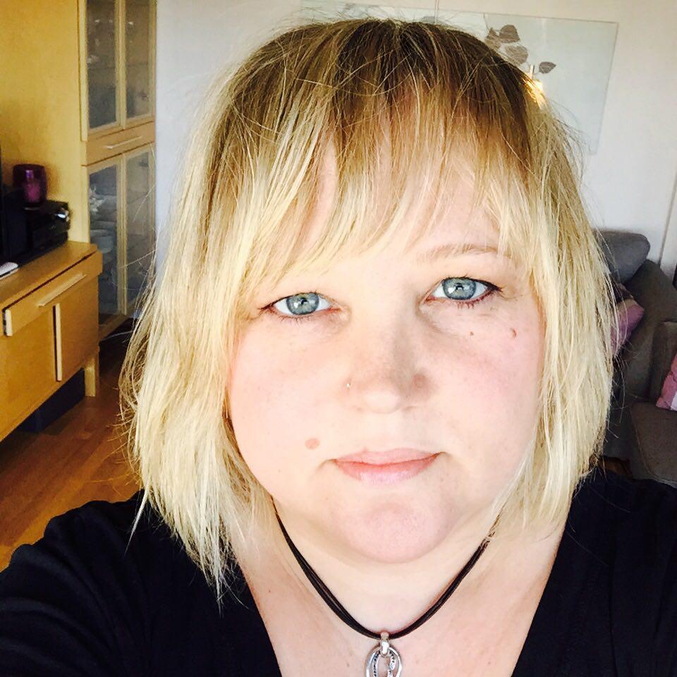 Line Ruud Vollebæk, barnevernspedagog