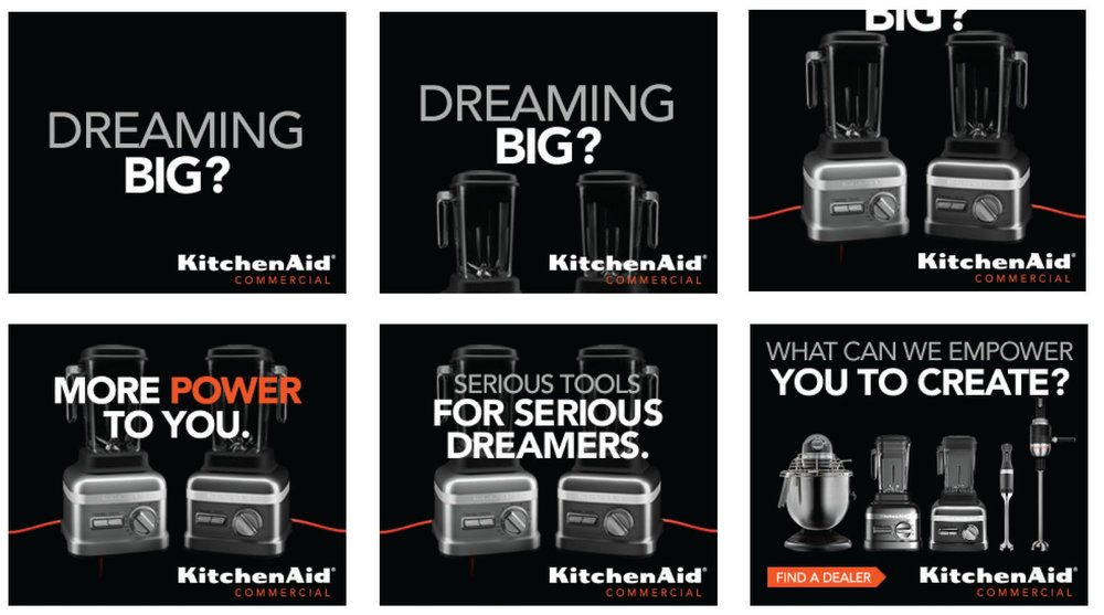 KitchenAid Commercial