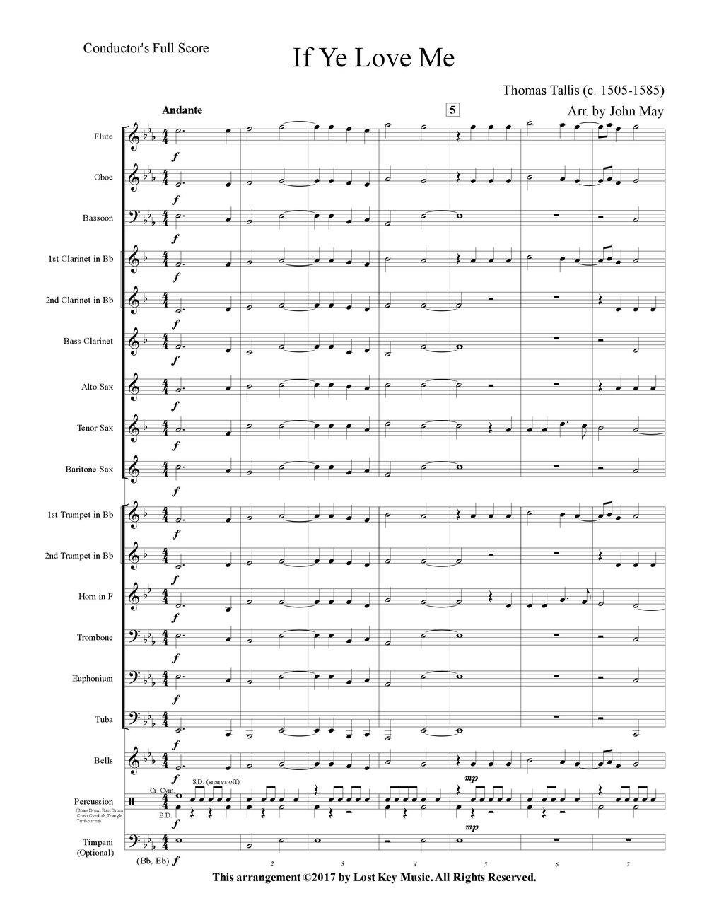 If Ye Love Me-Sample Score.jpg
