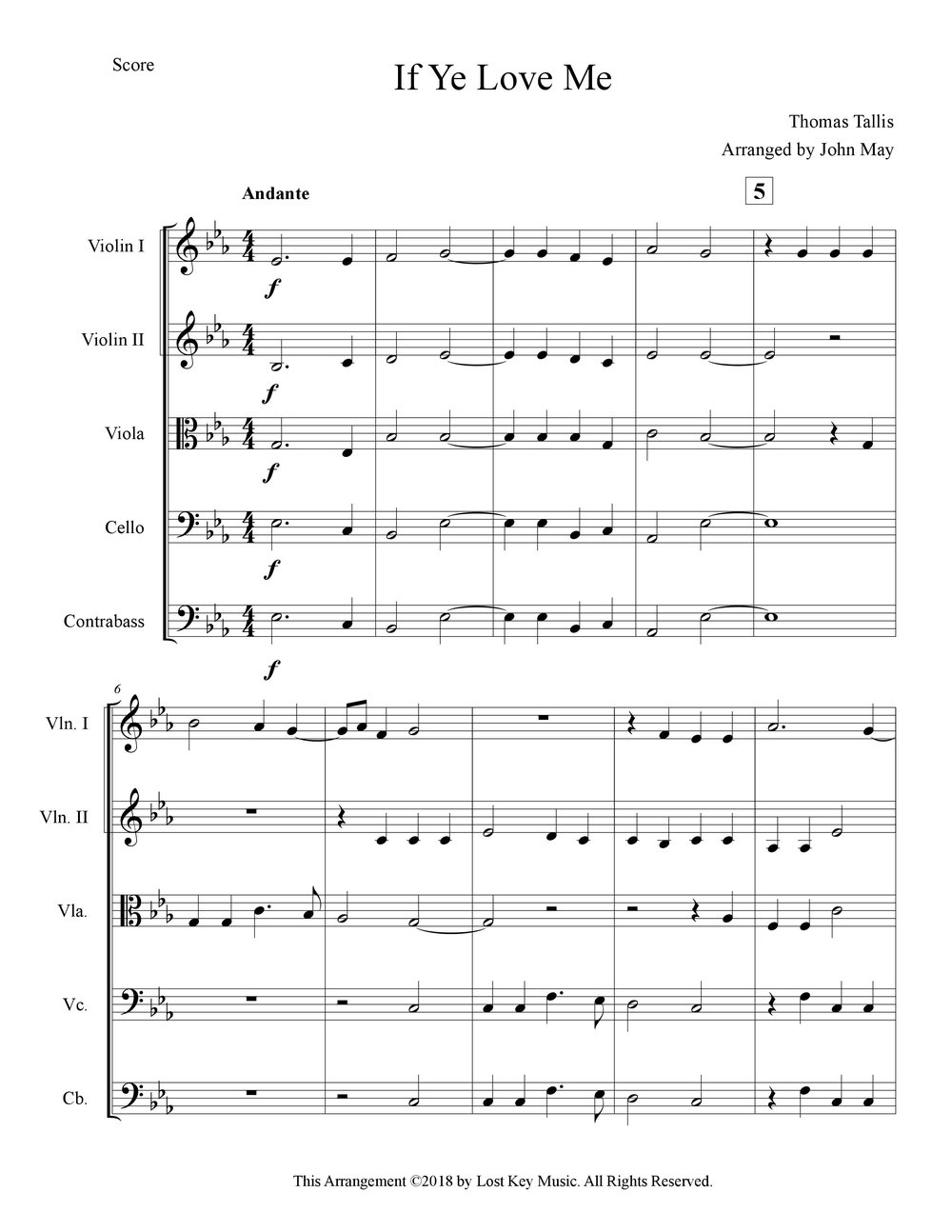 If Ye Love Me-String Orchestra-Score Sample.jpg