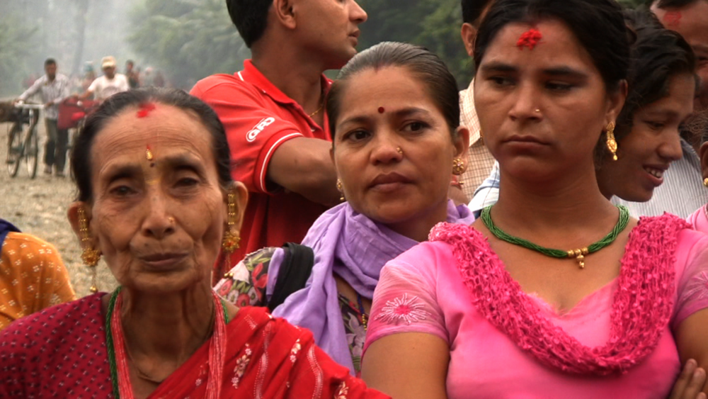 Bhutanese refugee women