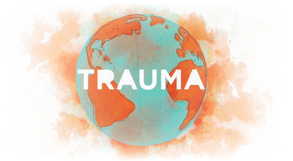 - We live in a world overwhelmed with trauma. Right now there are 65 million displaced people, 29.8 million estimated slaves—entire cultures disrupted by abuse and disaster.
