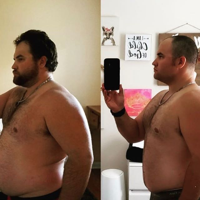 We are very proud our friend and client for taking the right mindset and approach towards his health. It is our honor to help guide someone through their transformation. And the best part... WE ARE NOT DONE YET! #health #wellness #3medicationsdown #50poundsdown