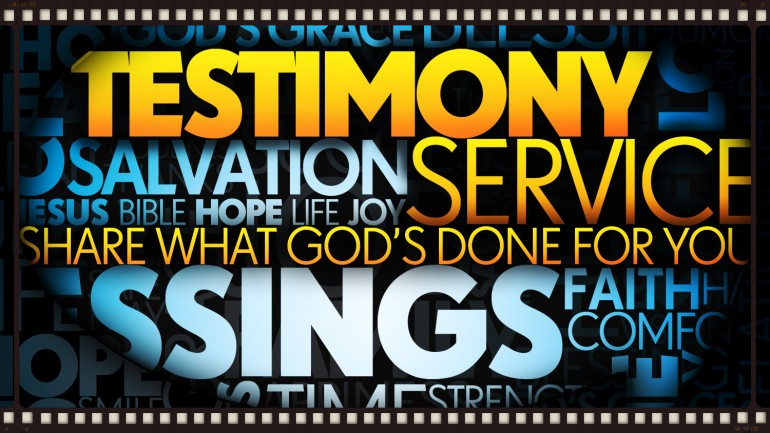 Testimonies of Jesus Christ