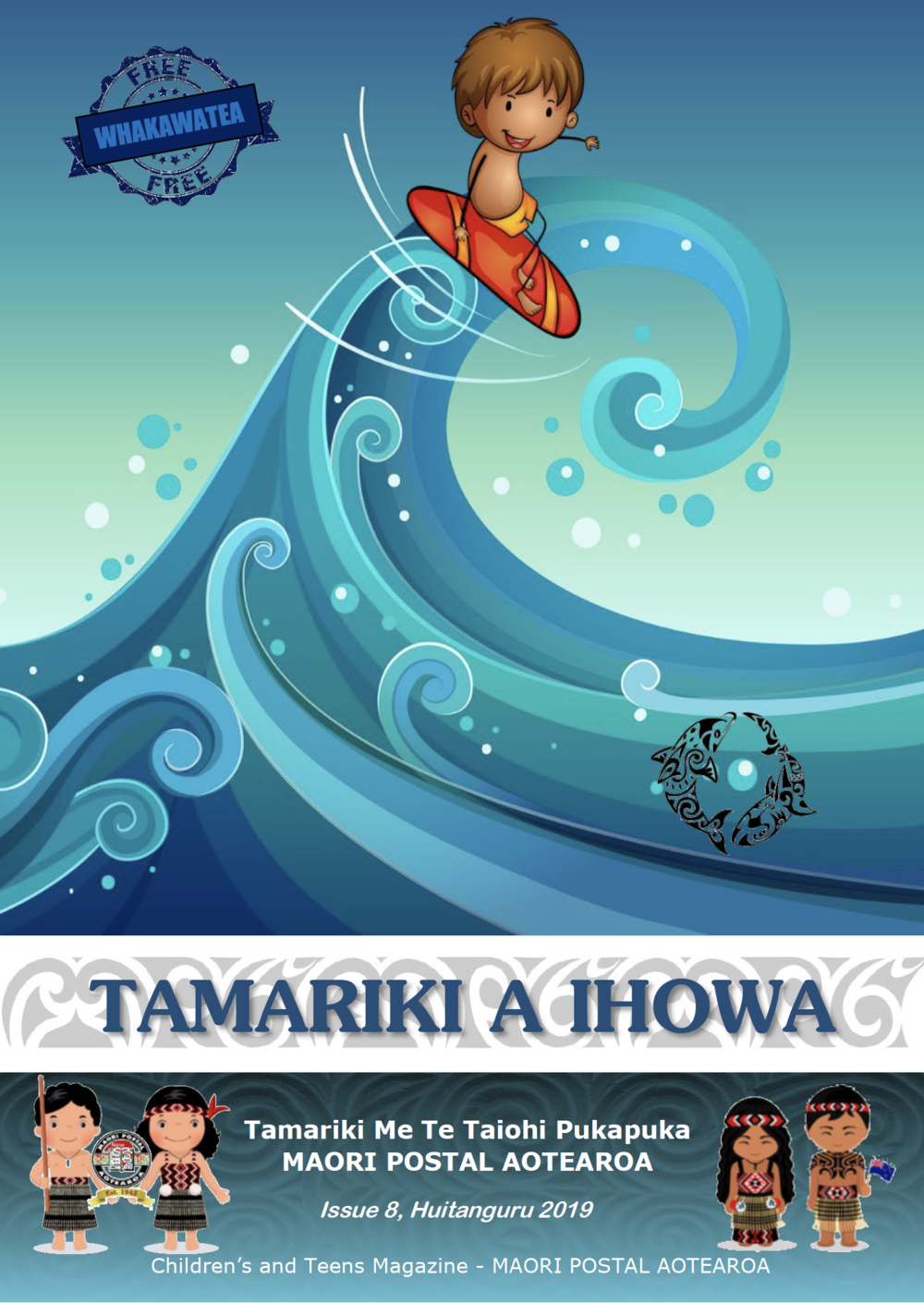 Tamariki A Ihowa  Issue Feb 2019