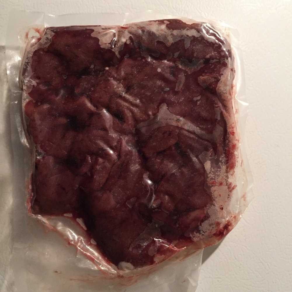 Lamb liver - $7.00/lb available in 1 lb packages