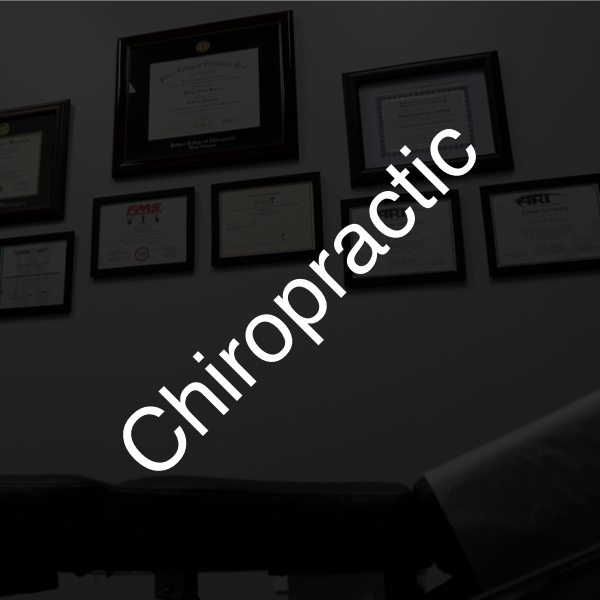 Seattle Capitol Hill Chiropractor