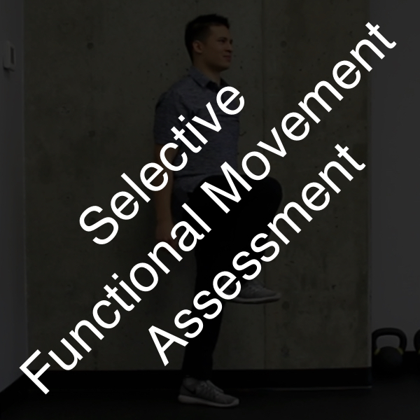 Selective Functional Movement Assessment