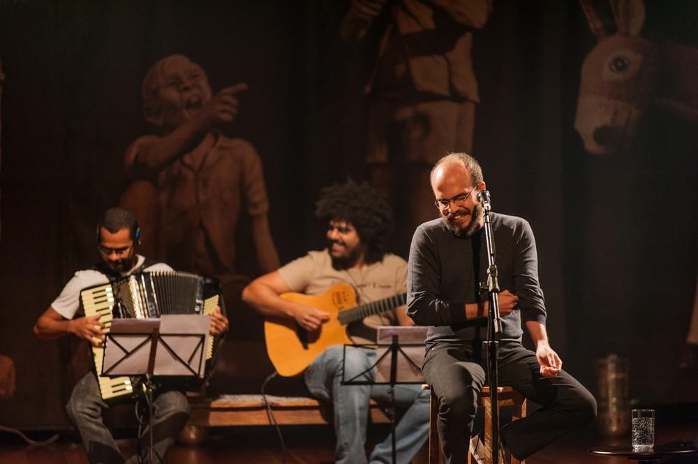Com Junior Ferreira e Rafael dos Anjos