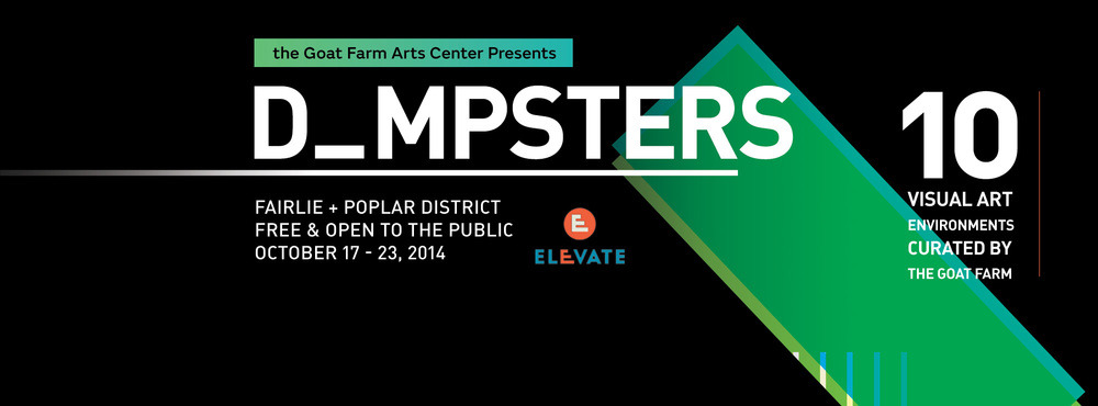 The Goat Farm Arts Center curates for ELEVATE October 17-October 23.