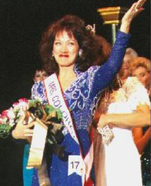 Mrs. Colorado America 1993