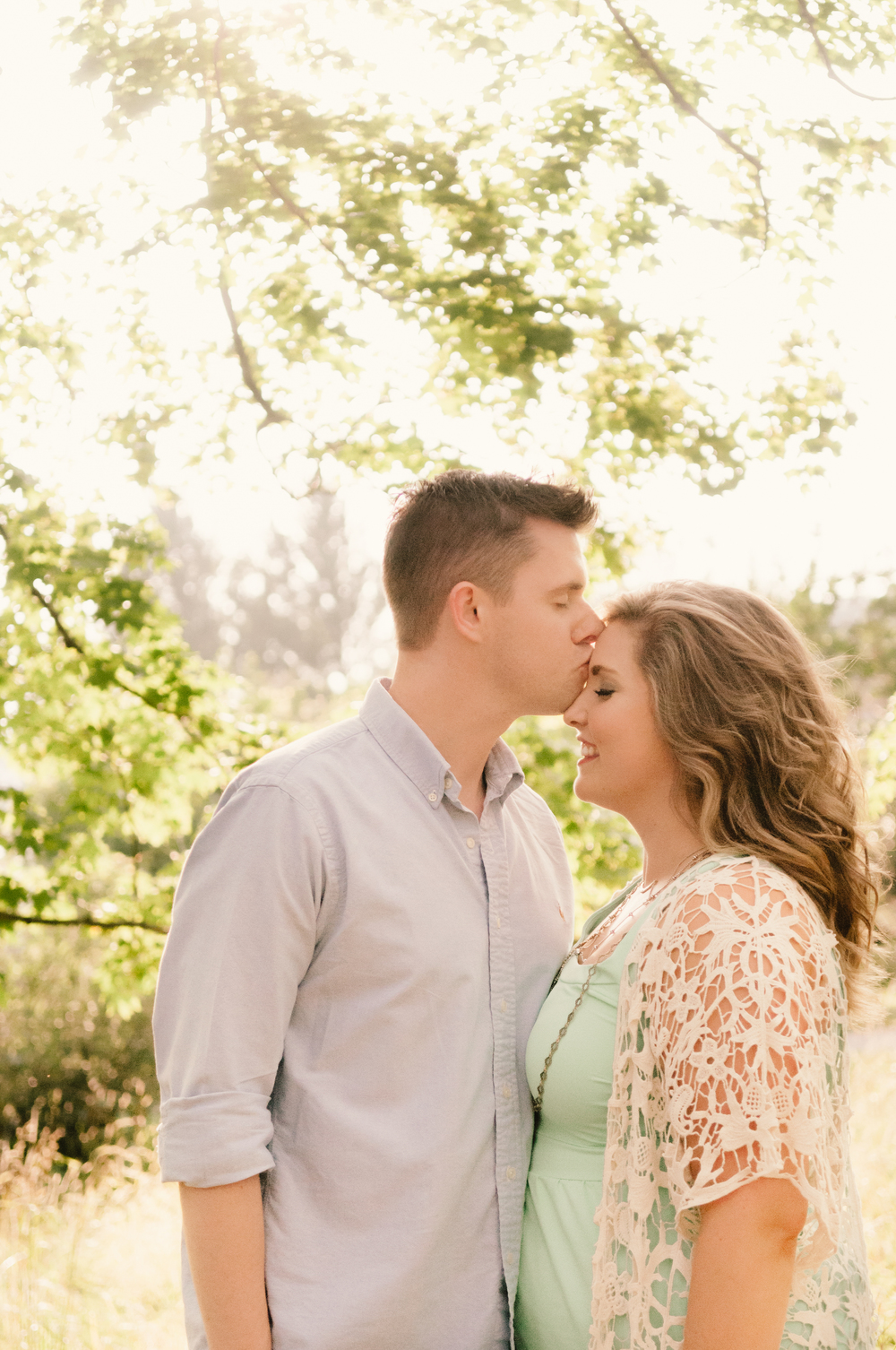 Baltimore Engagement Photography - Cylburn Arboretum