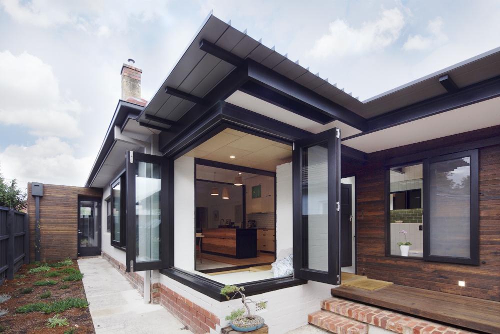 CAULFIELD TWO FOLD HOUSE