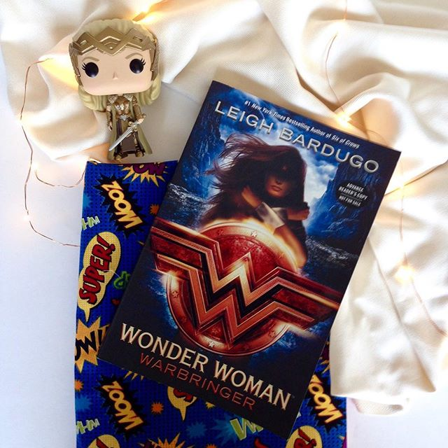 So excited for the release of Leigh Bardugo's Wonder Woman Warbringer. I recently got to meet the author at #yallwest in #santamonica! Check out my super hero words book sleeve in my Etsy shop to protect your copy of Wonder Woman. 📚 My Sweet Thymes sister @camillesmaby took this super cute picture 📸  #wonderwoman #wonderwomanwarbringer #leighbardugo #dccomics #booksleeve #bookstagram #bookish #bookphotography #igread #instabook #bookrelease #book #ya #yalit #yalit #sisterinbattle #funkopop #bookly #etsy #etsyshop #bookprotector #bookpocket #bookgift #read #amreading #currentread #fangirl #fandom #fangirling
