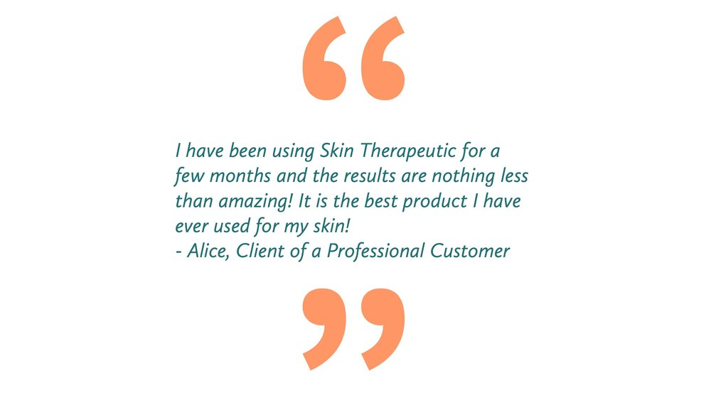 Skin Therapeutic for Professionals