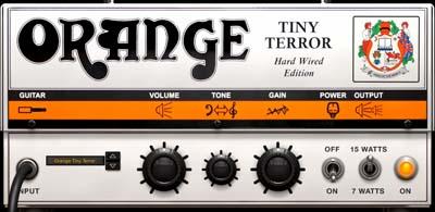 AmpliTube Orange Tiny Terror