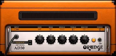 AmpliTube Orange AD30TC
